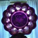 Carnival Glass (Imperial Grape) 8