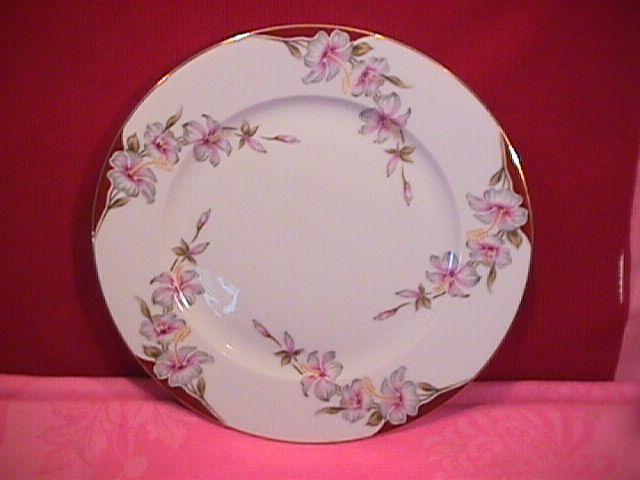 Aladdin Fine China (Brittany) Dinner Plate