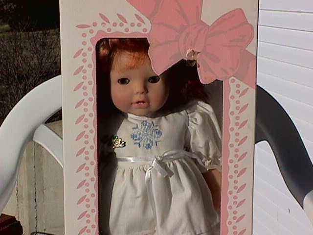 Very Sweet Gotz Doll, Modell from West Germany, 19