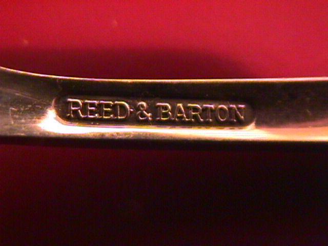 REED & BARTON DINNER FORK