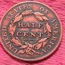CLASSIC HEAD 1828- VERY FINE-20 GRADED HALF CENT