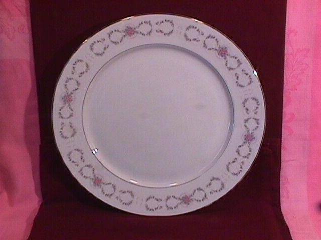 Fine China of Japan, (Fair Lawn #3826) Chop Plate/Charger