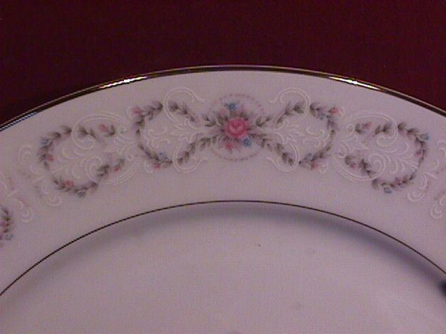 Fine China of Japan, (Fair Lawn #3826) 2-Fruits