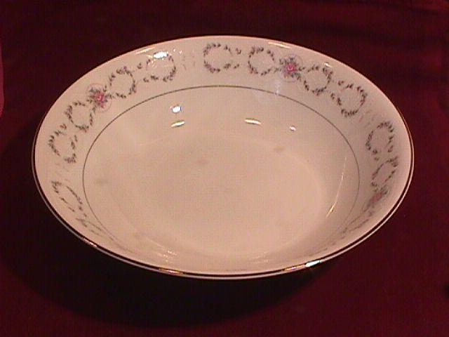 Fine China of Japan, (Fair Lawn #3826) Round Vegetable