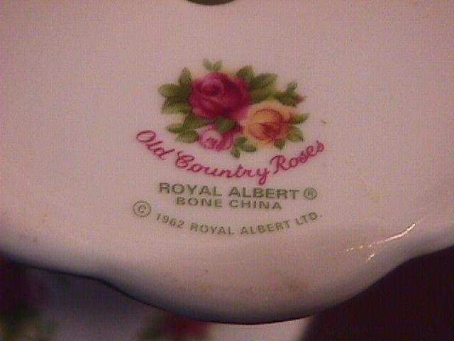 Royal Albert, Bone China