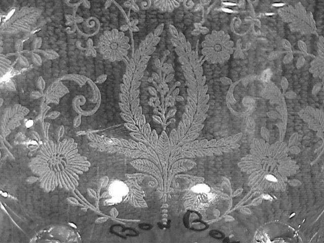 Viking Crystal, Prelude, 3-Toed Bon Bon