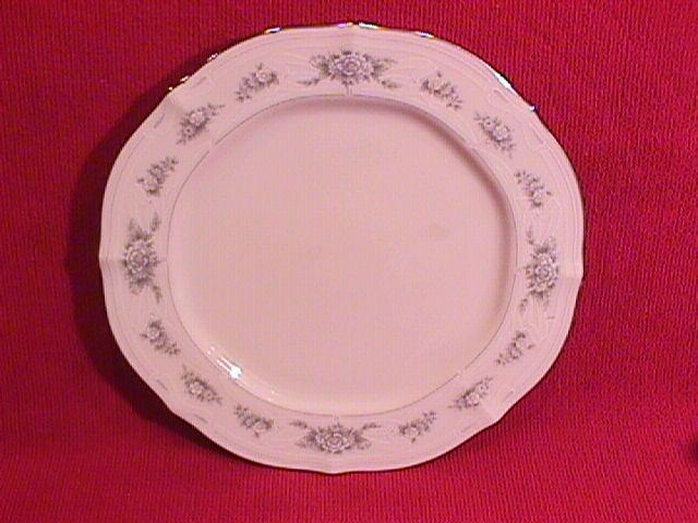 Noritake Ivory China (Southern Lace) Salad Plate