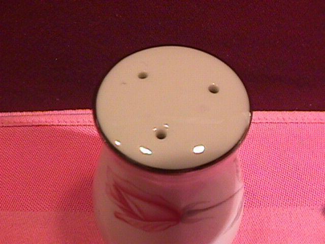 Noritake Fine China (Rosemarie) #6044 Salt Shaker