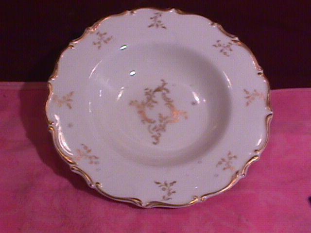 Royal Doulton Bone China (Monteigne) # H-4954 Soup Bowl