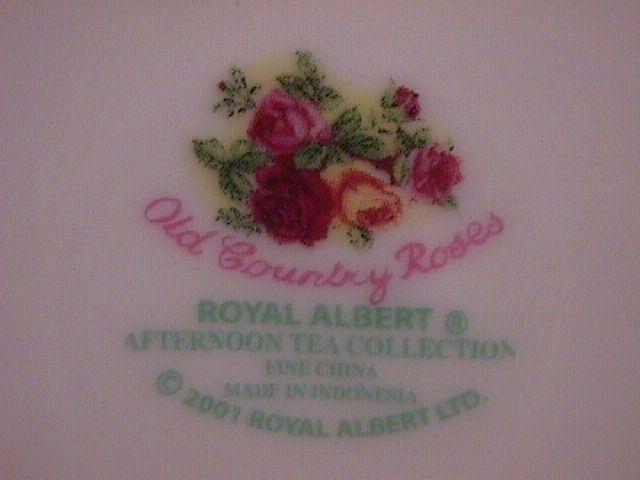 Royal Albert Fine China