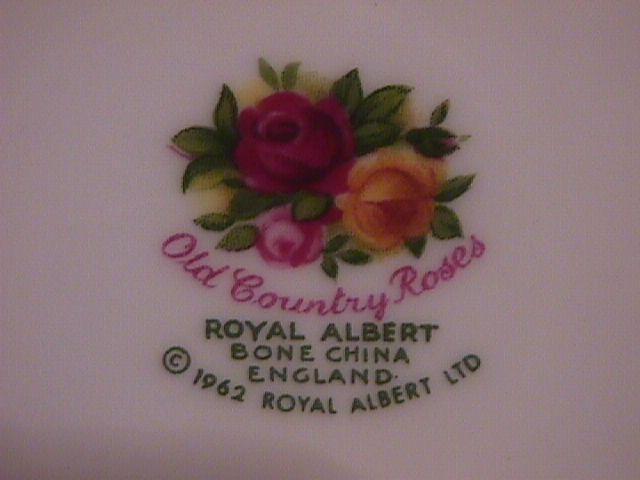 Royal Albert, Bone China,