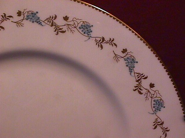 Minton, Bone China, (Champagne) Dinner Plate