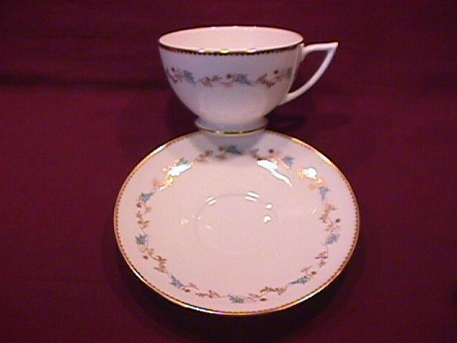 Minton, Bone China, (Champagne) Cup/Saucer