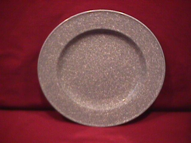 Mikasa, Ultrastone (Country Blue) Salad Plate