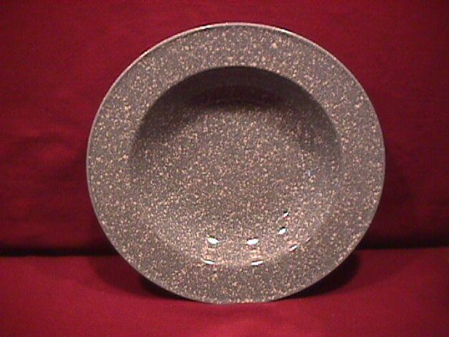 Mikasa, Ultrastone (Country Blue) Soup Bowl