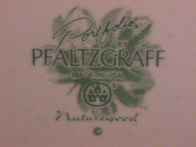 Pfaltzgraff China (Naturewood) Rectangular Baker