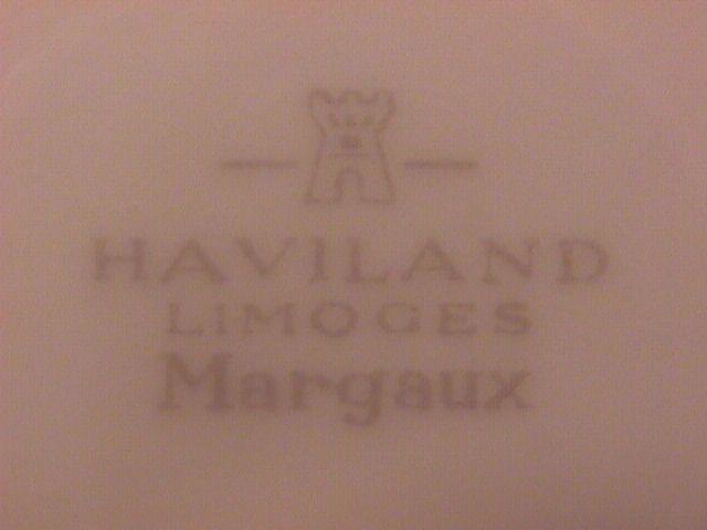 HAVILAND LIMOGES FRANCE
