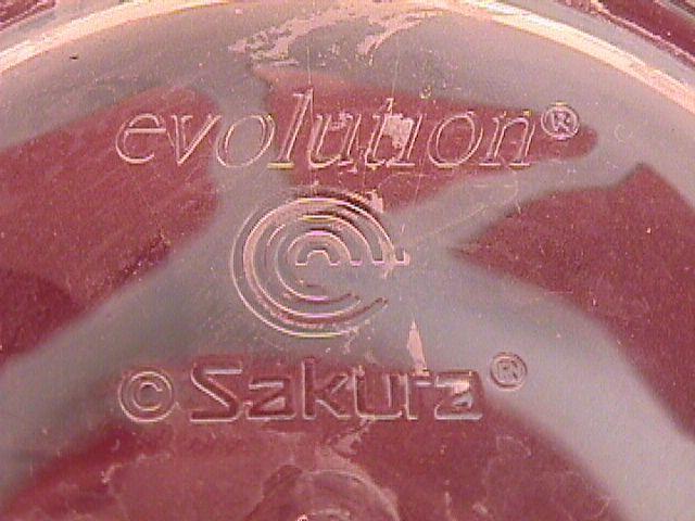 LOG CABIN BY SAKURA / ONEIDA  6 TUMBLERS