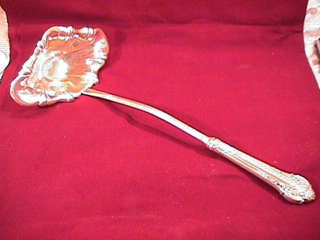 STERLING ALVIN or AMSTON PUNCH LADLE HOLLOW HANDLE