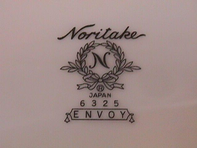 ENVOY # 6325 OVAL VEGETABLE NORITAKE