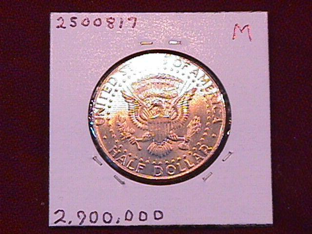 KENNEDY HALF DOLLAR 2004-D MINT STATE-63+++