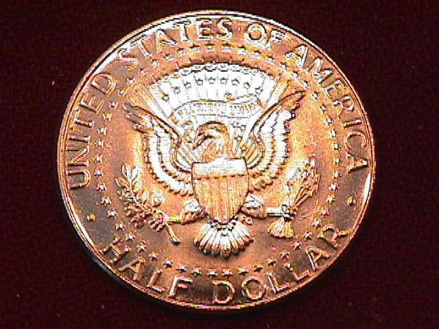 KENNEDY HALF DOLLAR 2005-D MINT STATE-63+++