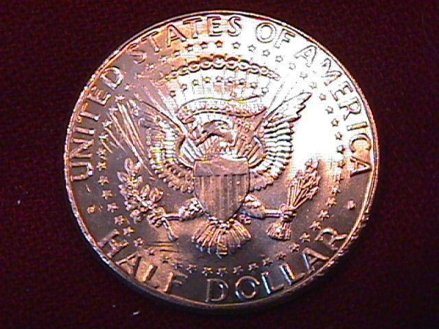KENNEDY HALF DOLLAR 2006-P MINT STATE-63+++