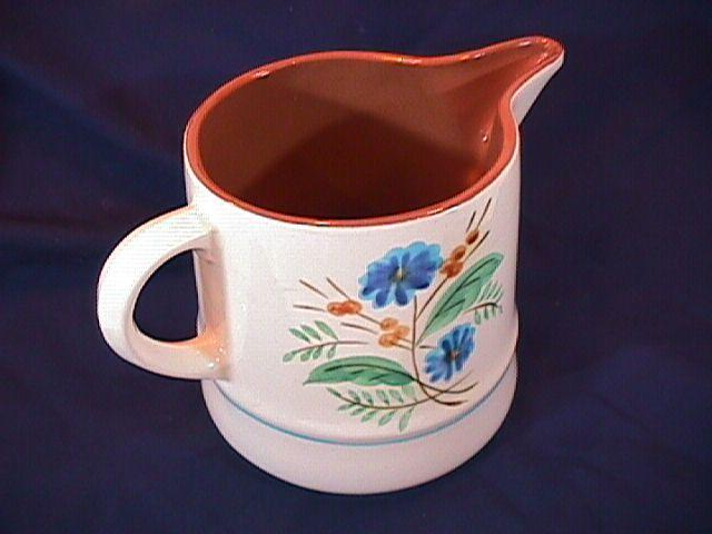 BACHELORS BUTTON PITCHER 64 OZ BY STANGLE