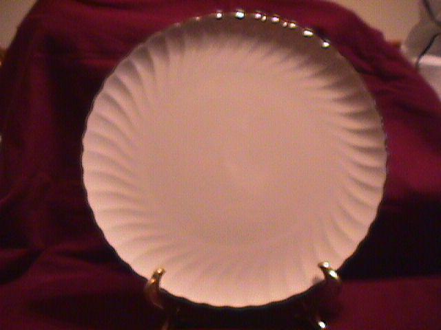 Syracuse Wedding Ring Dinner Plate