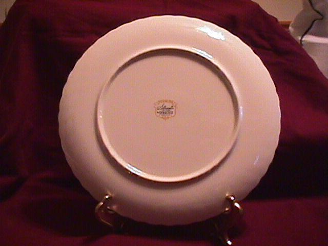 Syracuse Wedding Ring 2=Bread & Butter Plates