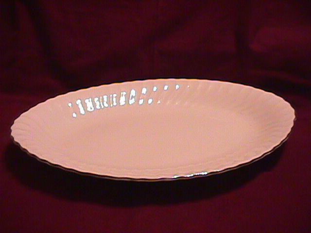 Syracuse Wedding Ring Platter