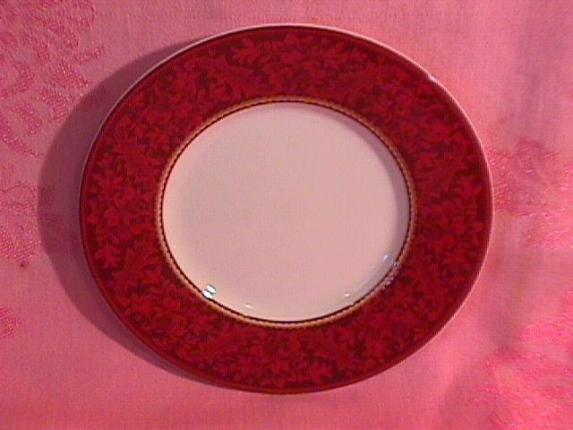 Sakura Halllmark Holiday Abundance Cake Plate
