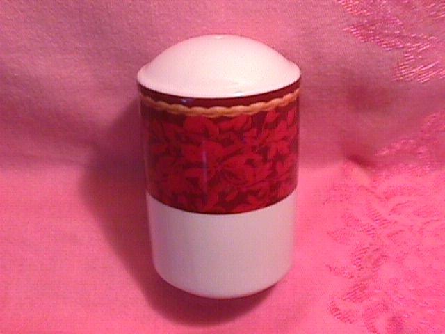 Sakura Halllmark Holiday Abundance Salt Shaker