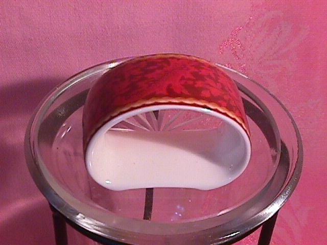 Sakura Halllmark Holiday Abundance Napkin Ring