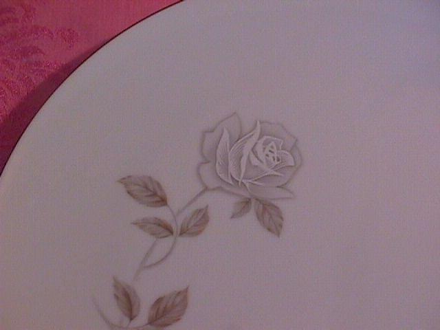Noritake Rosay-6216 Cake Plates (2)