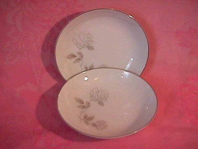 Noritake Rosay-6216 Fruit Bowls (2)