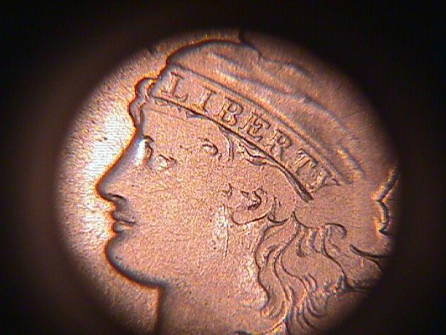 CAPPED BUST HALF DOLLAR 1834 GRADED FINE-15