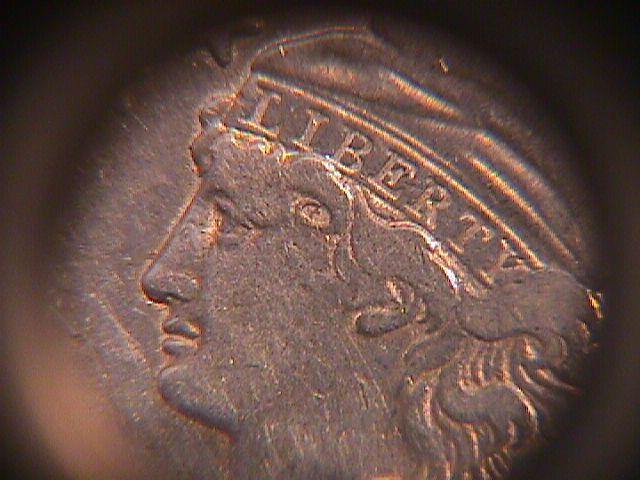 CAPPED BUST HALF DOLLAR  DATED -1832 LARGE LETTERS GRADED VERY FINE -35   Condition