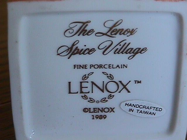 Lenox Spice Village