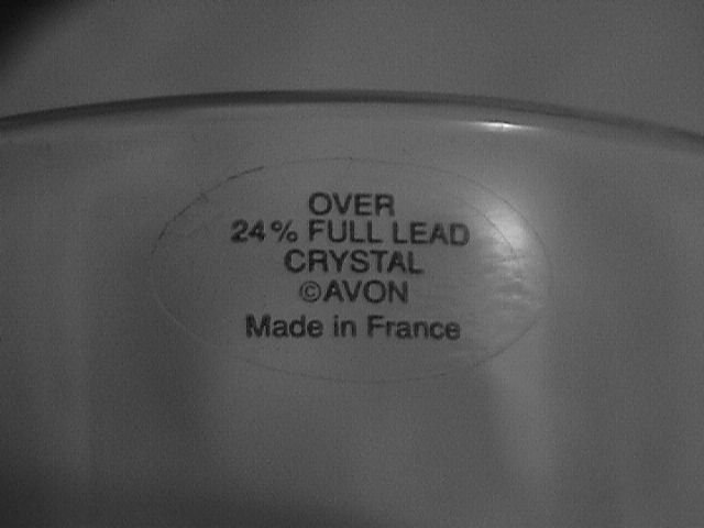 Avon Crystal