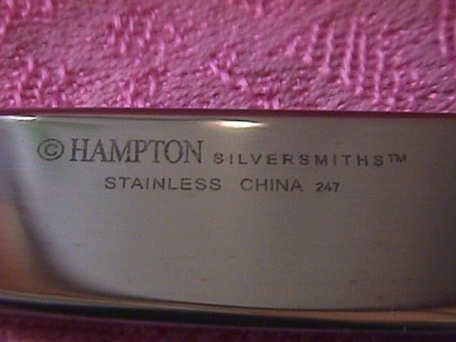 Hampton Silversmiths
