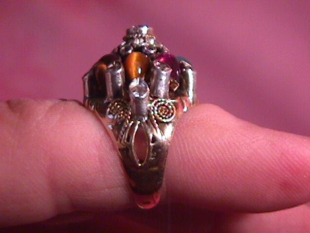 Vintage Gold Harem Ring