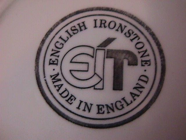 English Ironstone