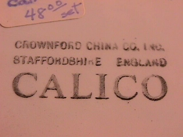 Crownford China