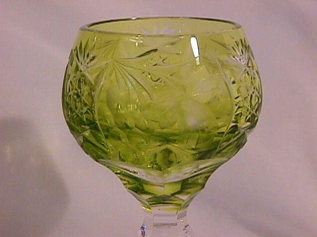 Nachtmann Crystal (Reseda Green)