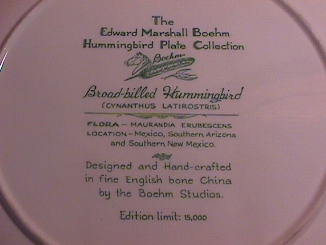 Edward Marshall Boehm