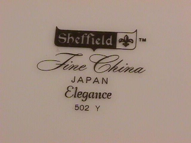 Sheffield Fine China