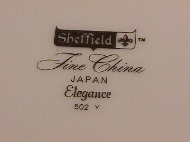 Sheffield Fine China
