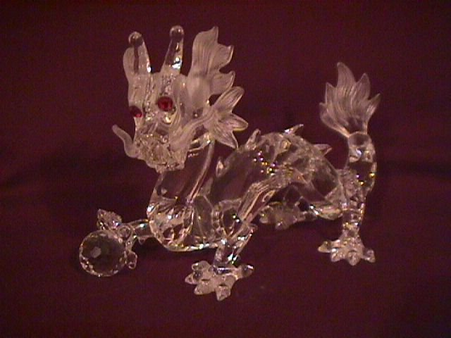 Swarovski Collectors Society 1997
