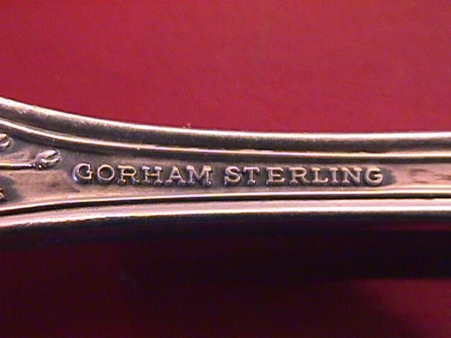 Gorham Sterling